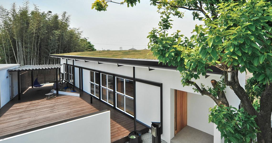 建築設計事務所+地元工務店=TETTO CASA(テットカーサ)