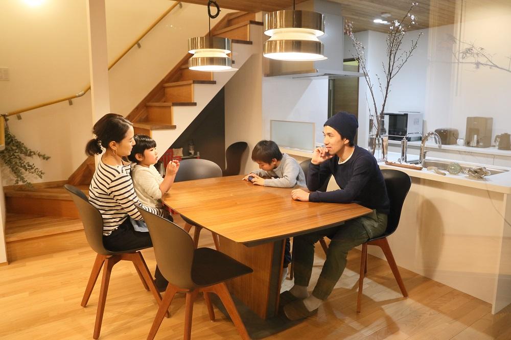 デザイナーと創るイエ.和田様邸
